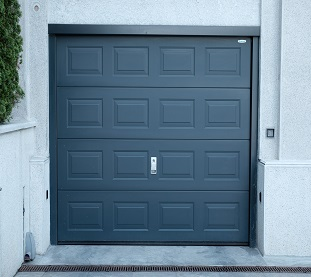 Automated Sectional Doors for Residential Renovation