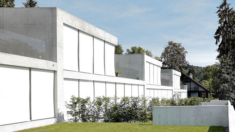 Tende a Rullo Opache da Esterno per edificio Residenziale Moderno