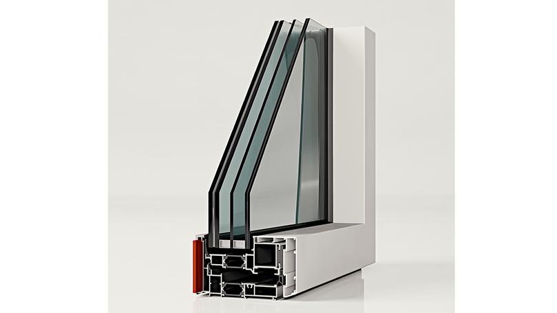 Serramenti Blindati con Anima in Acciaio Vetri di Sicurezza e Rivestimento Interno in Alluminio