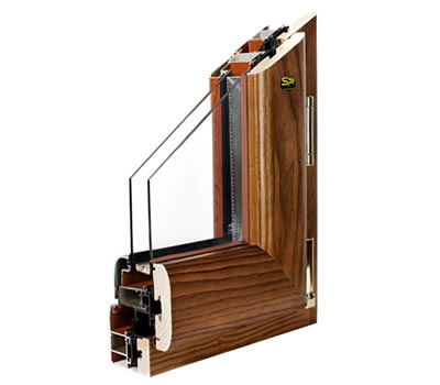 wooden windows and doors section spi marketed by aluser