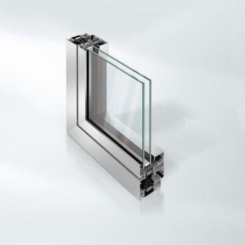schuco windows and doors from the ultra-compact aluminium profile aws 65 bs hi