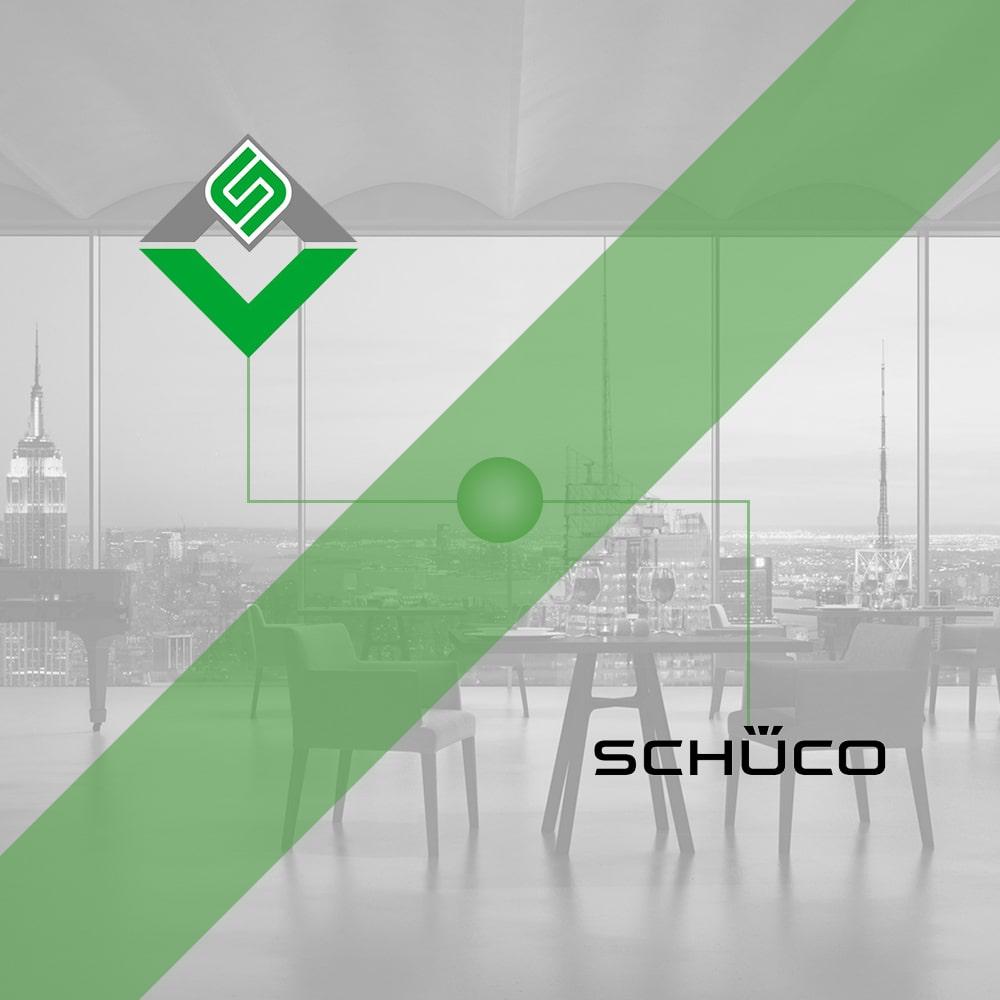 Aluser è il rivenditore Schuco Milano per soluzioni di Qualità e Design