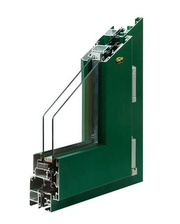 profilo di spi serramenti in alluminio