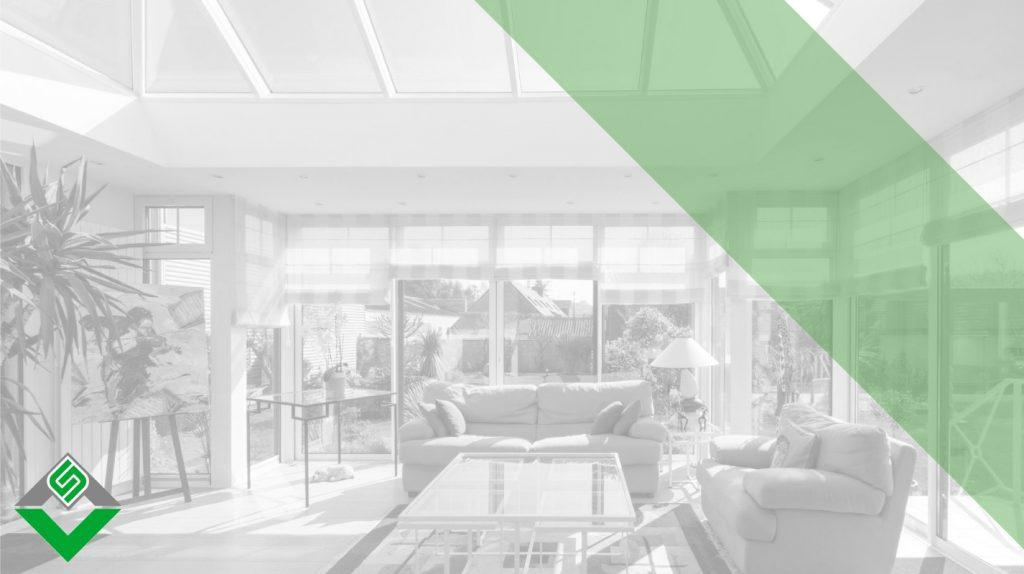 verande di design per coprire l'apertura del tetto di una casa moderna