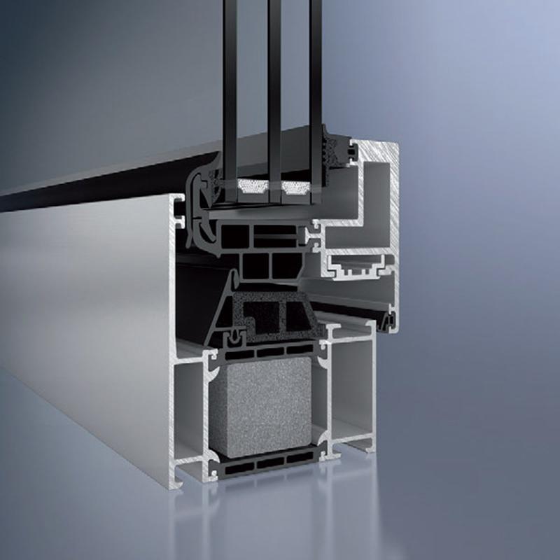 Infissi in Alluminio a Taglio Termico per un Involucro Edilizio Sostenibile con Aluser Milano