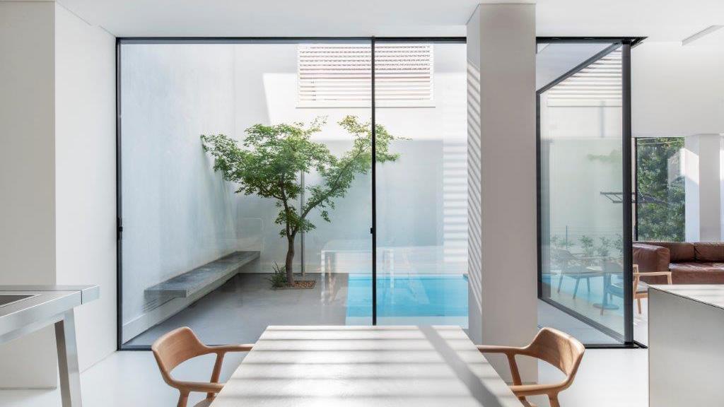 Serramenti Minimal e Design di Interni con Aluser Design