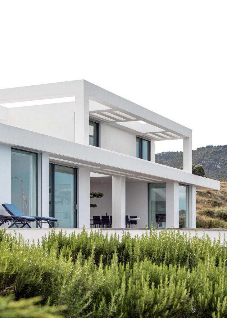 Serramenti Minimal per Nuove Costruzioni Moderne
