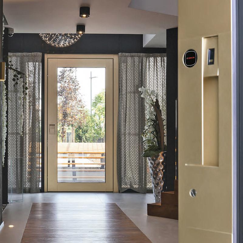 Porte d'ingresso con Infissi Antieffrazione per la Vostra Casa con Aluser Milano