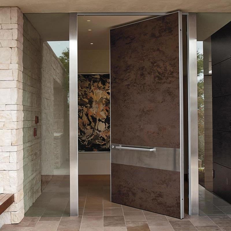 Porte Interne e d'Ingresso di Design con Aluser Design