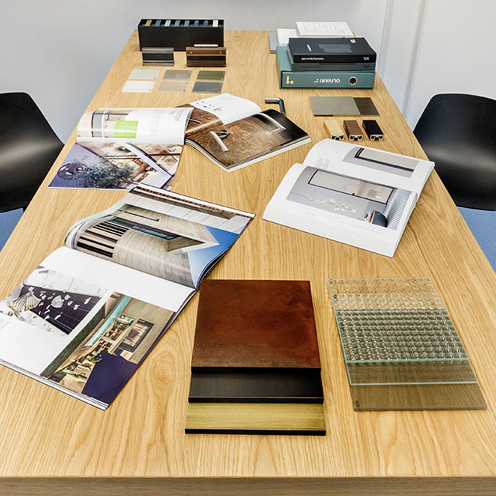 Aluser mette a disposizione di privati e di professionisti un servizio di consulenza tecnica e progettazione. Visita il nostro showroom Schuco a Vittuone
